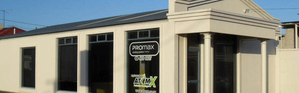 Visit Us Toady at Promax Coating Systems and Roofing