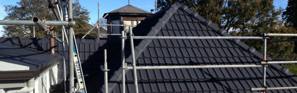Roofing Repairs by Promax Coating Systems and Roofing