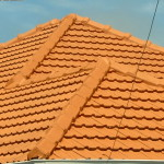 Concrete Tiles with Promax Coating Systems and Roofing